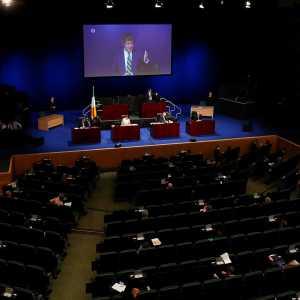 First sitting of the Seanad Éireann, Oireachtas, 29 June 2020
