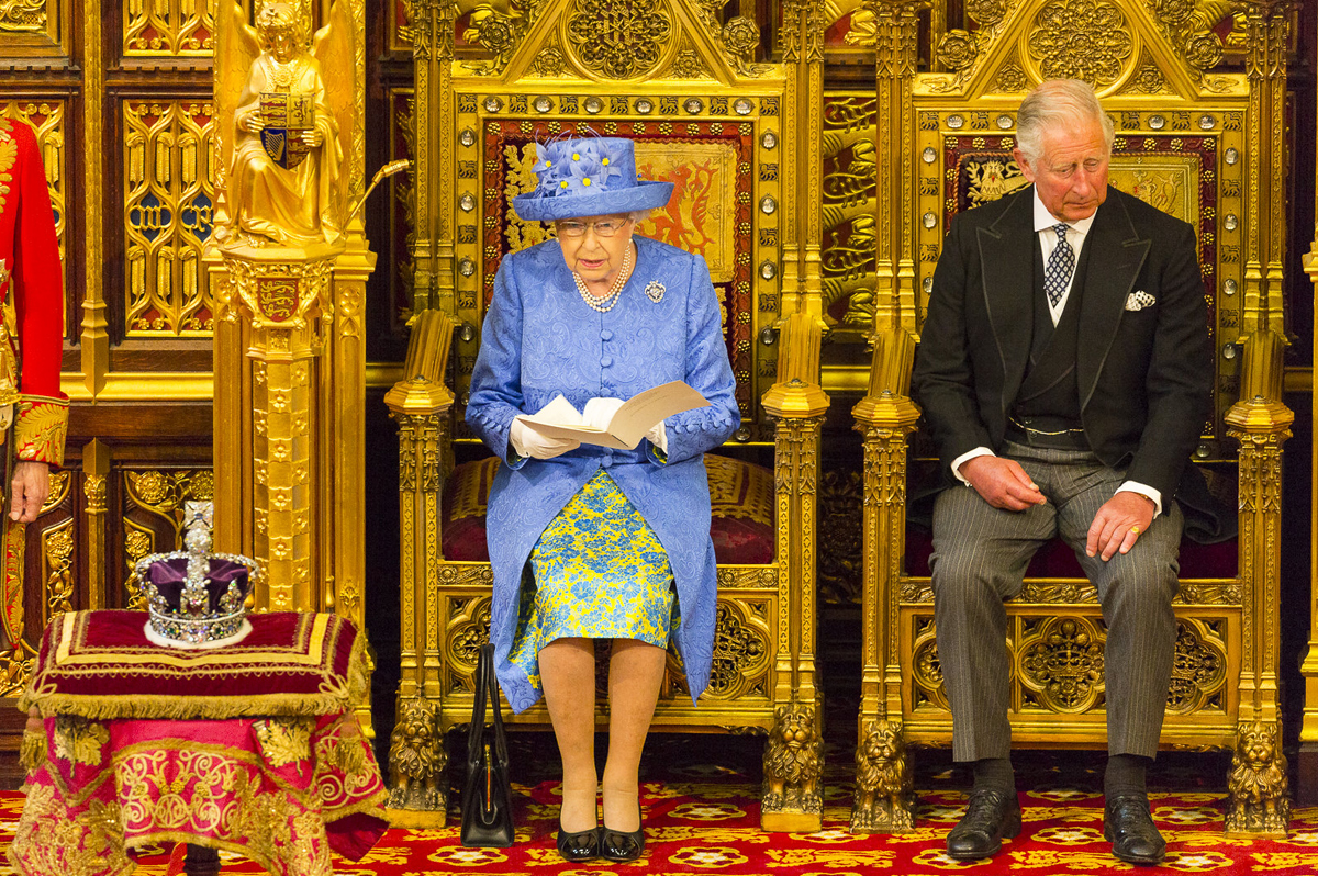 Queen's Speech, State Opening of Parliament, 2017