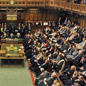 First sitting of the House of Commons after the State Opening of Parliament