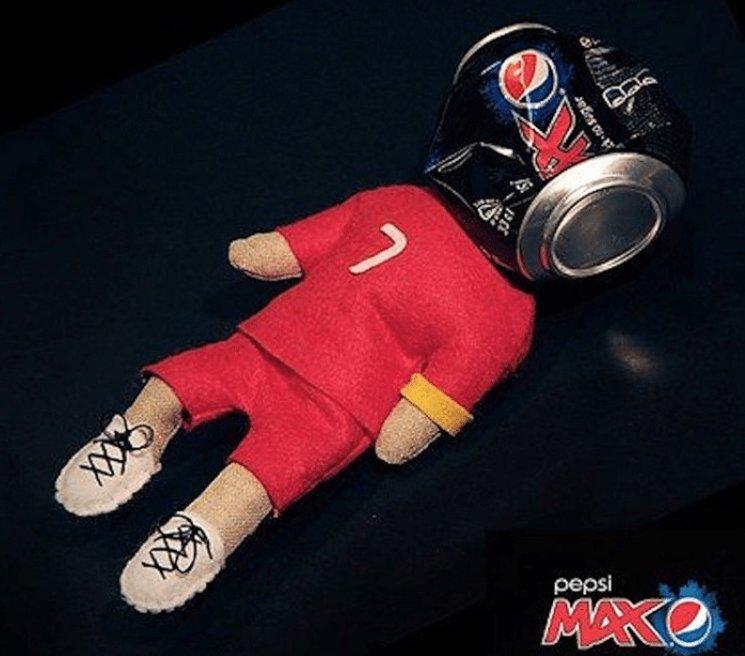 Pepsi-Ronaldo-Campaign