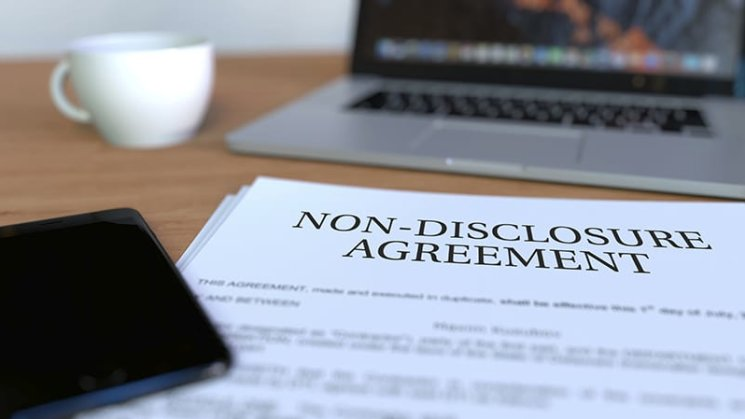 Non-disclouse-agreement