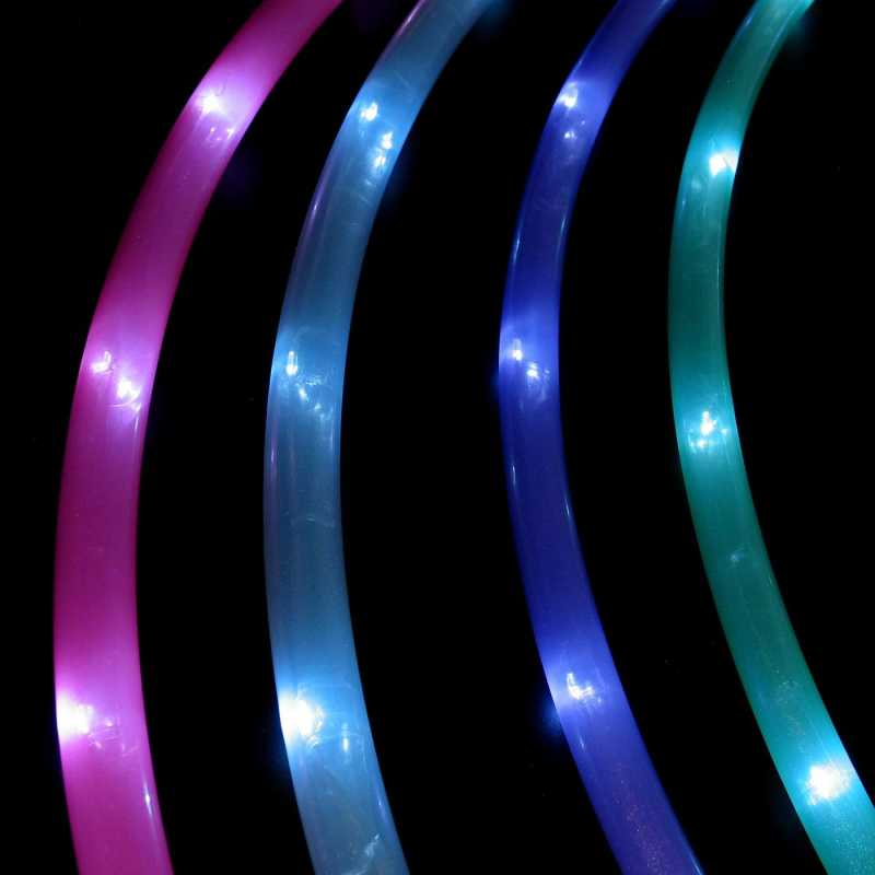 Astral Twilight LED Hoop
