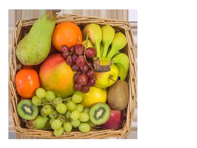 Obstkorb in Hamburg online bestellen - Service Partner ONE