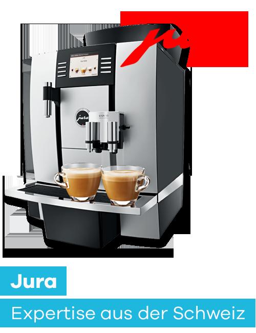Jura Kaffeevollautomaten