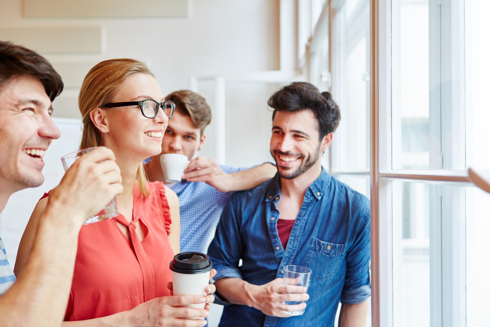 Eine Liebeserklärung an die Kaffeepause - Service Partner ONE