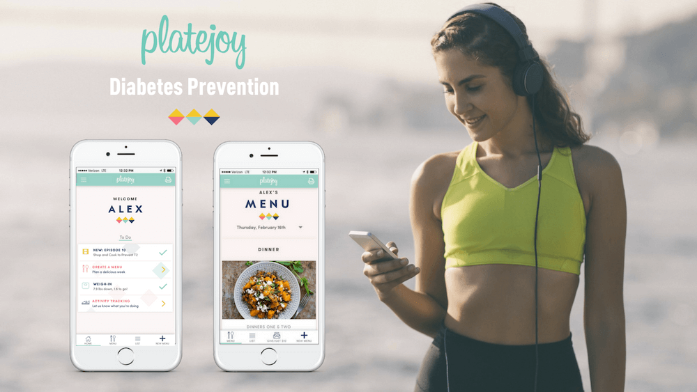 PlateJoy diabetes prevention