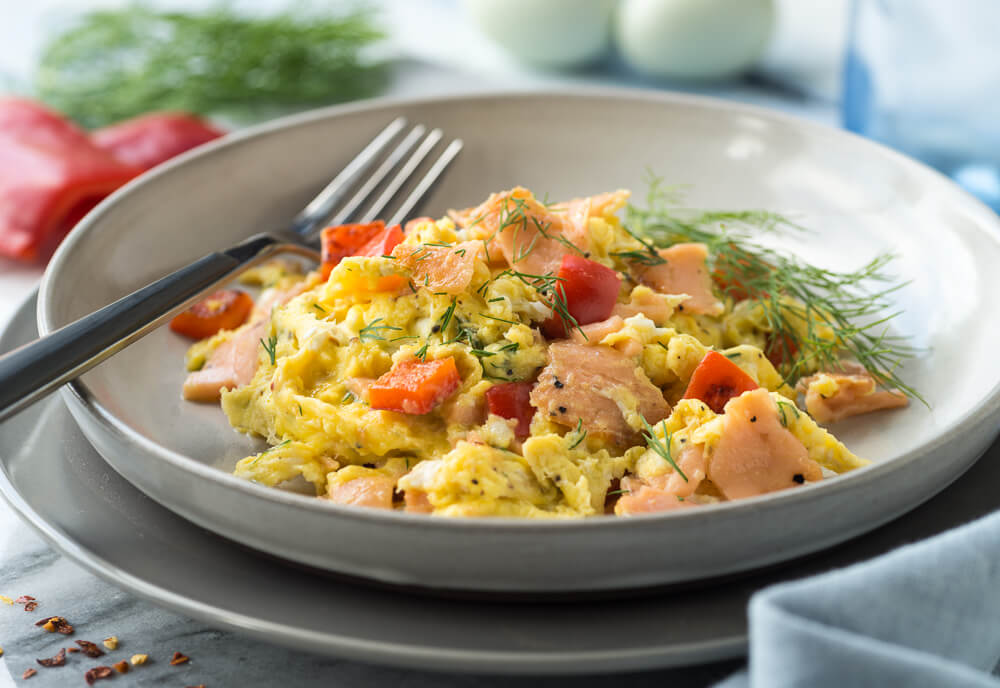Red Pepper and Smoked Salmon Scramble-1 (1)