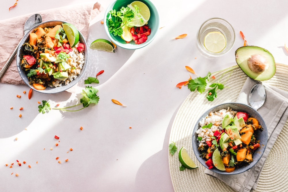 Clean Eating Header