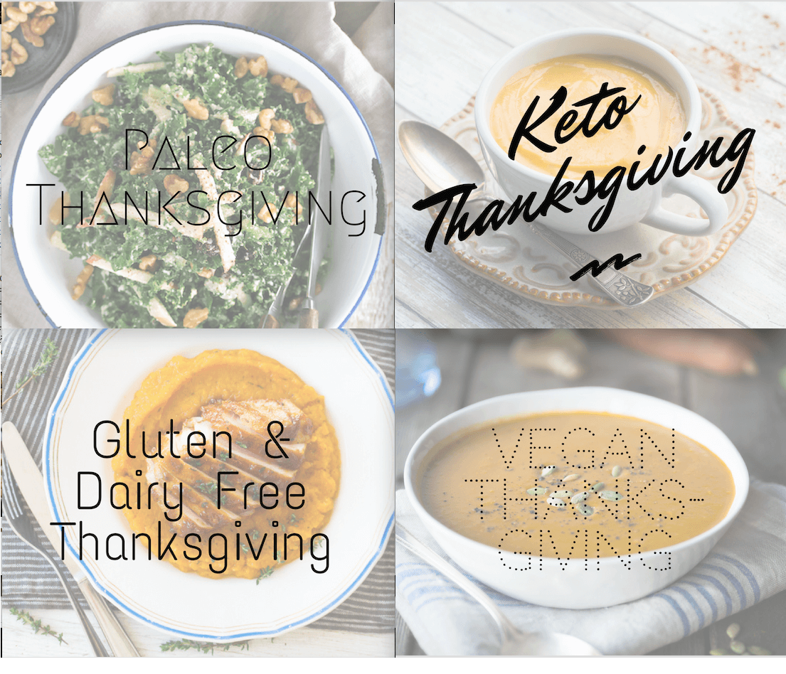 Thanksgiving meal plan roundup