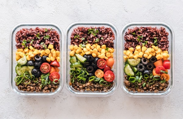 healthy portable lunches small