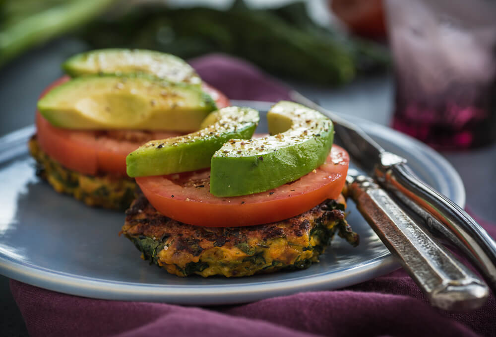 Kale-chicken-and-Sweet-Potato-Patties (1)