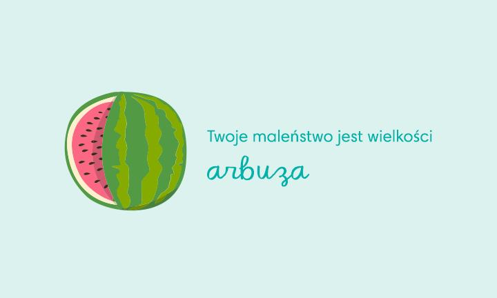 baby size of watermelon week 39
