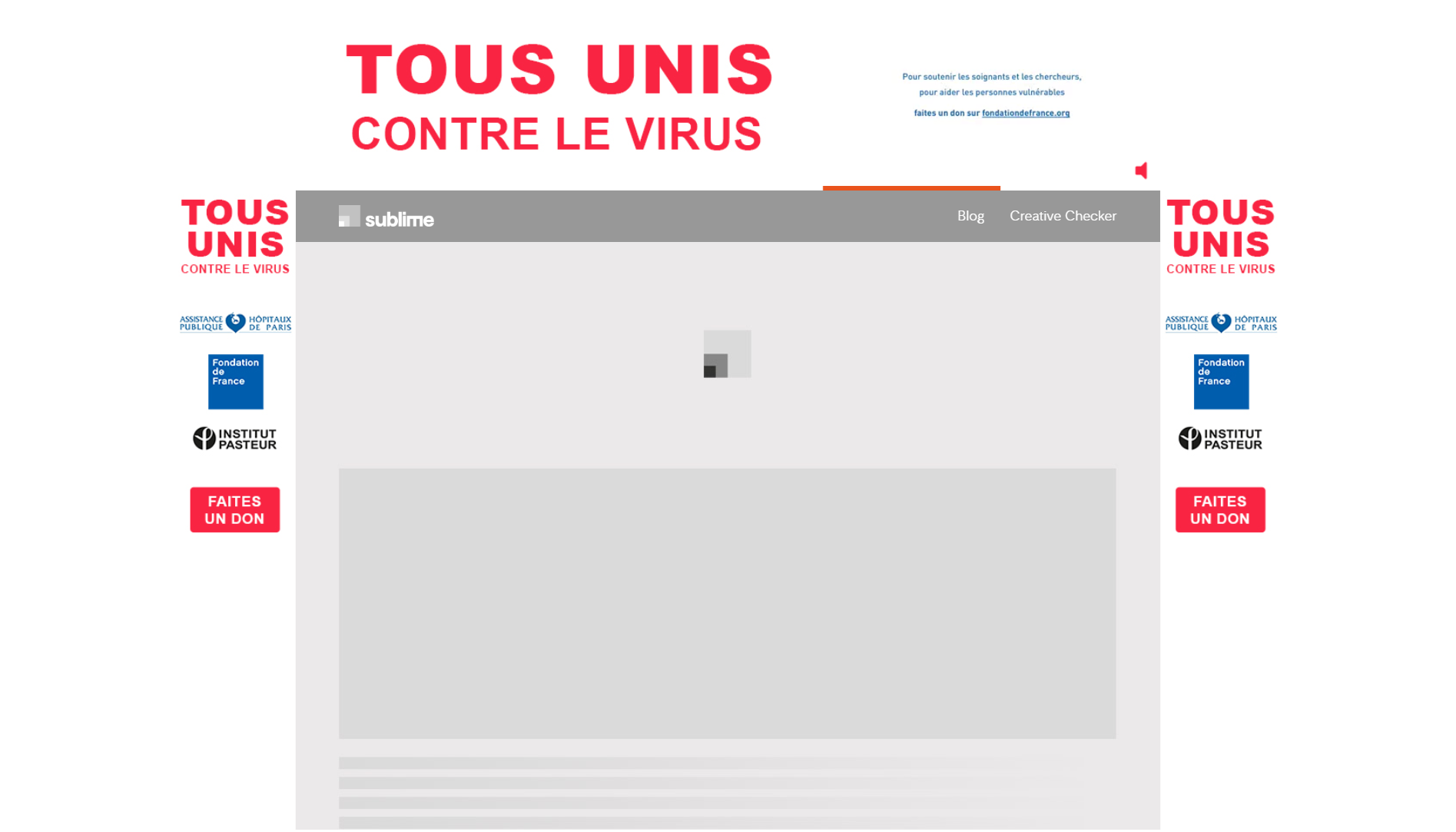 Alliance Tous contre le virus