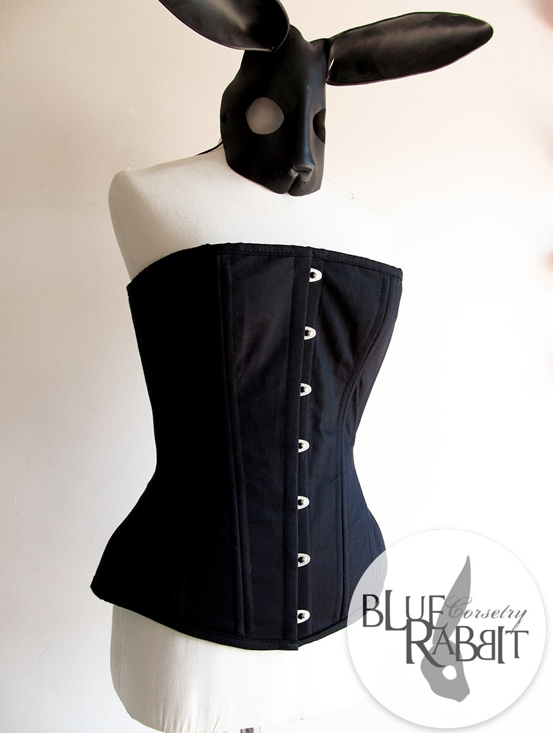 Corset Overbust Basic Victorian