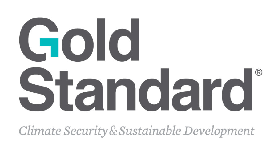 Das Logo der NGO The Gold Standard
