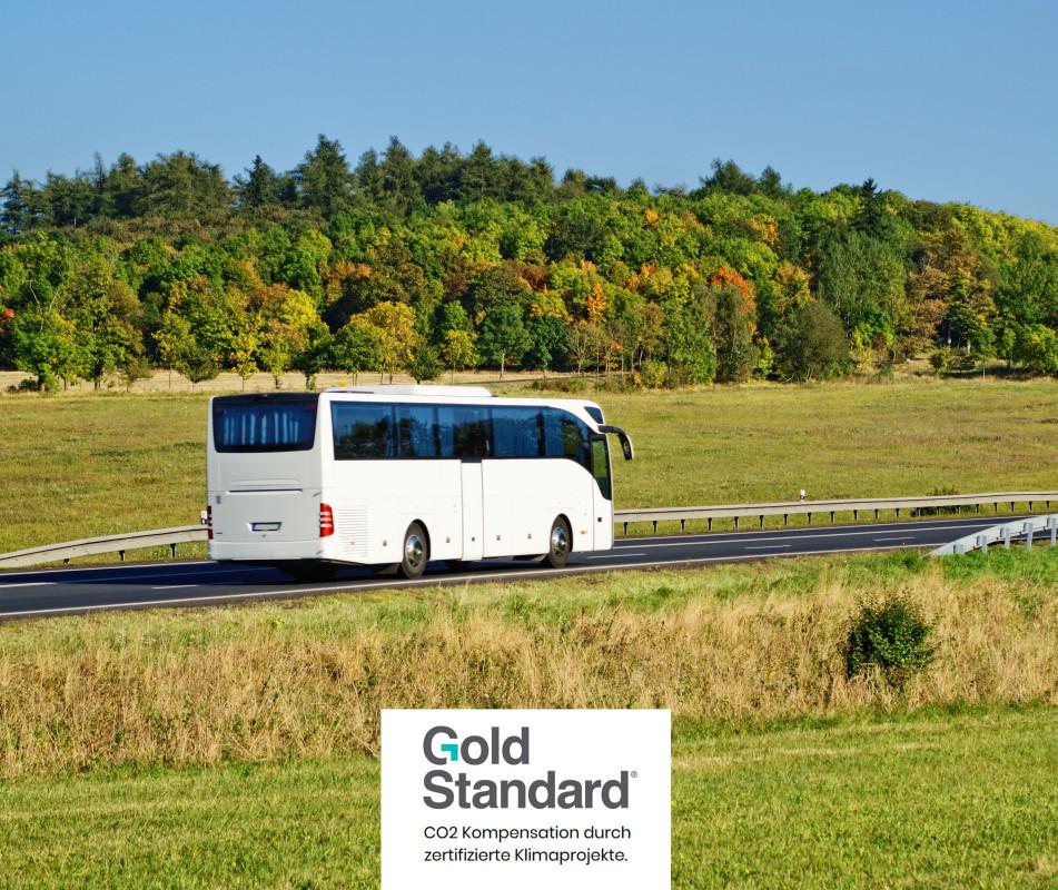 Die CO2 Bilanz und Umweltfreundlichkeit von Reisebussen