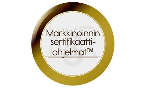 Markkinoinnin sertifikaattiohjelmat