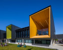 A striking EDUCATION project at Brighton Secondary College VIC.