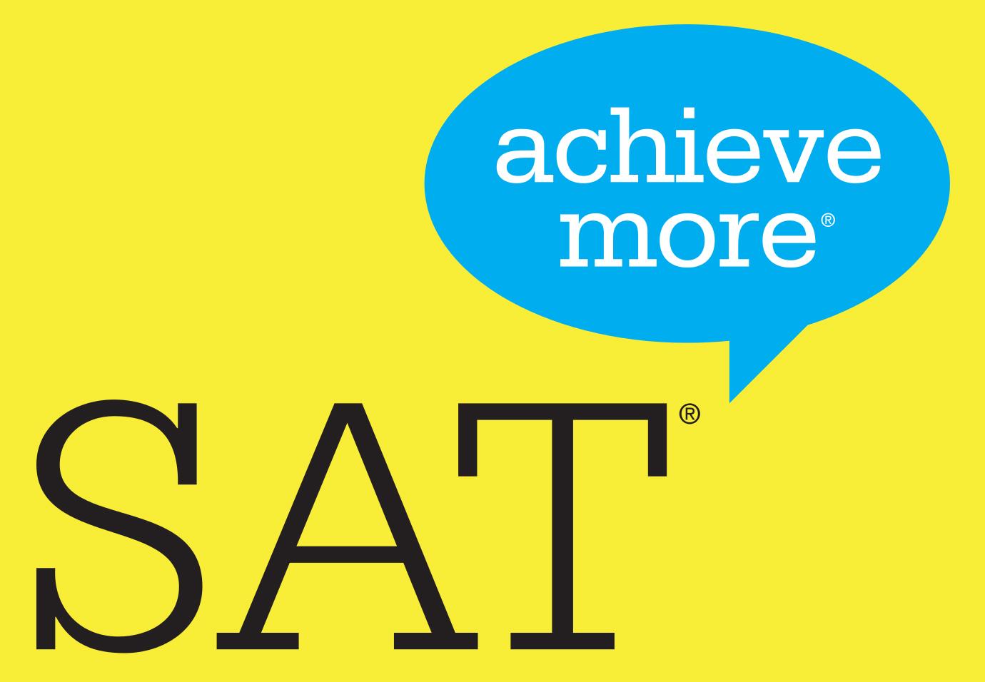 New SAT Logo vector