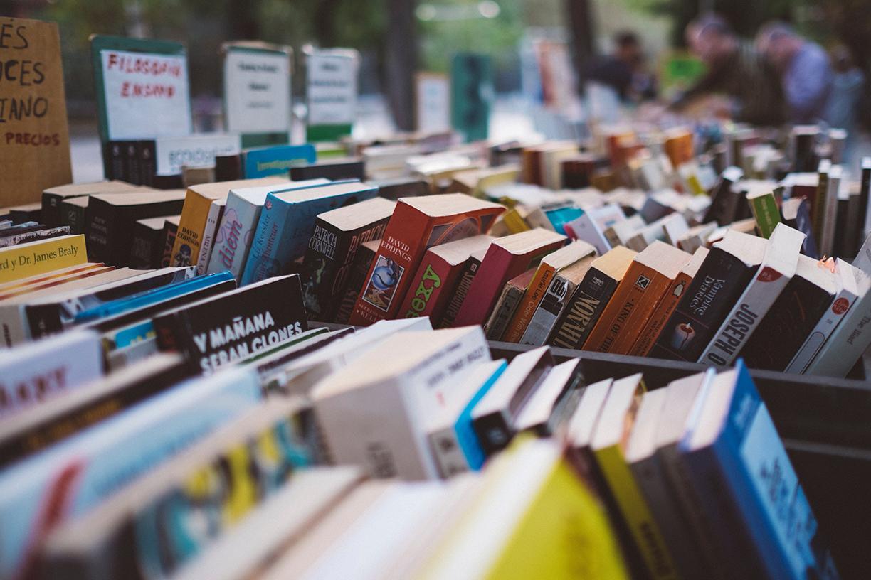 Pick up SAT Books