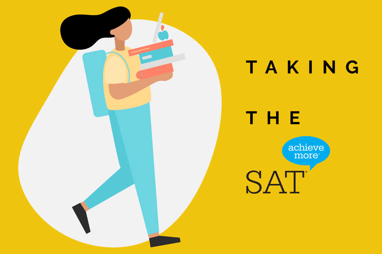 How to ace the SAT