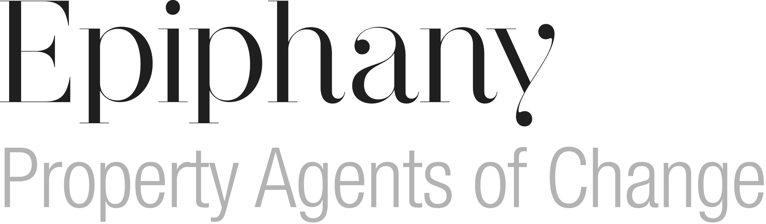 Epiphany Property Agents of Change