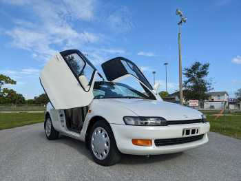 1991 Toyota Sera 'Live Sound' 5 Speed