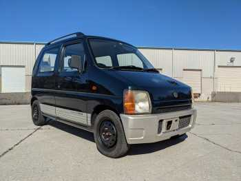 1995 Suzuki Wagon R Intercooler Turbo CT21S