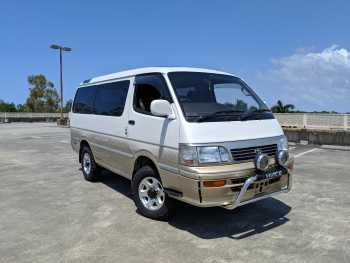 1993 Toyota HiAce Super Custom Limited