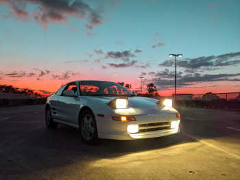 1993 Toyota MR2 GT Turbo Revision 3