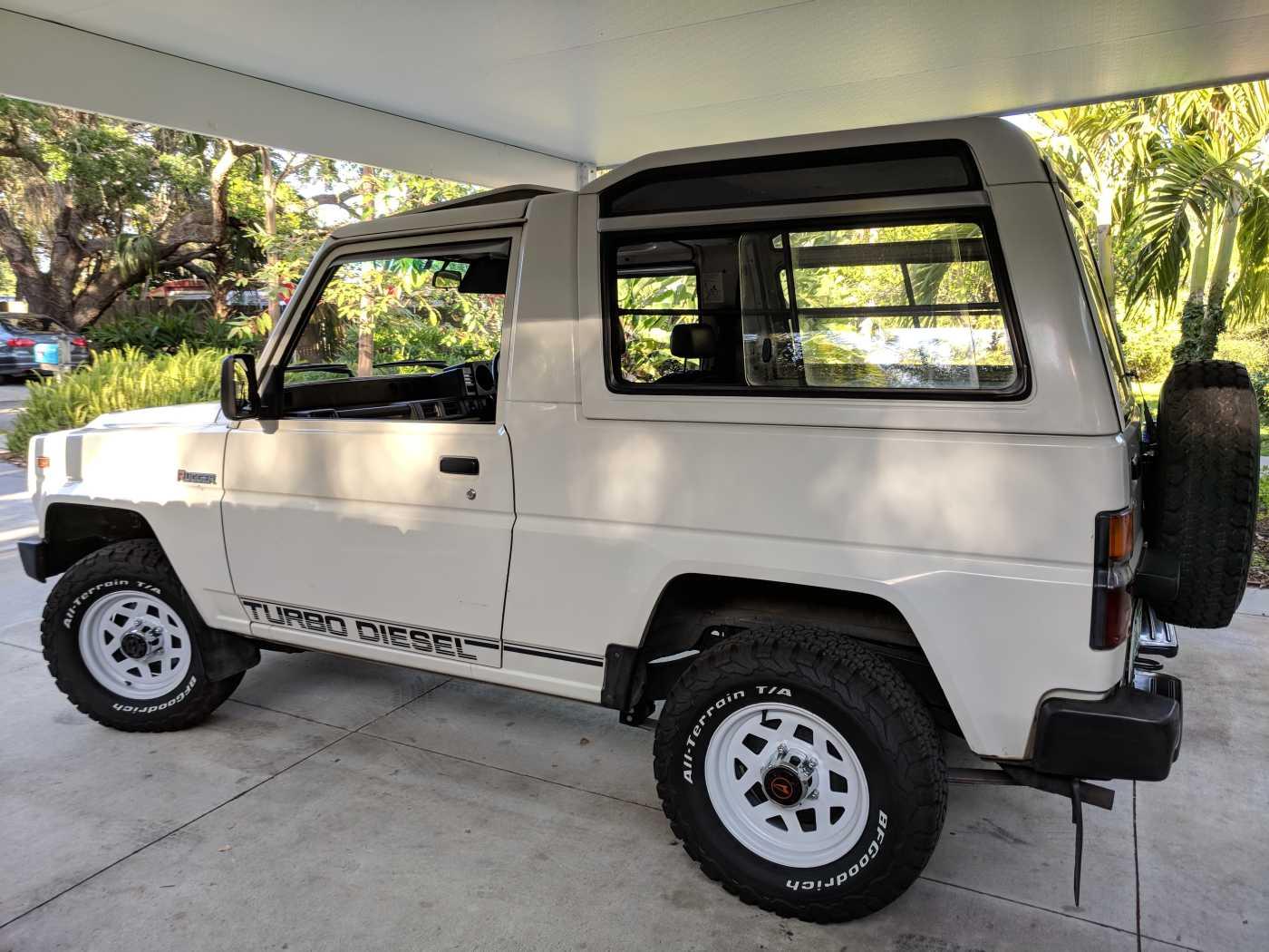 1985 Daihatsu Rugger - Limerence Motor Co