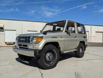 1995 Toyota Land Cruiser Prado SX KZJ71 Narrow Body w/ Diff Lock