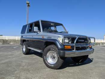 1991 Toyota Land Cruiser Prado EX5 LJ78 Narrow Body