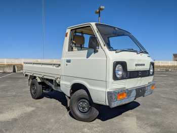 1980 2-Stroke Suzuki Carry 6,250 Total Miles