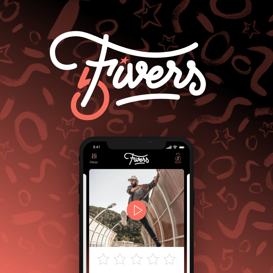 Fivers' project by Bridgers