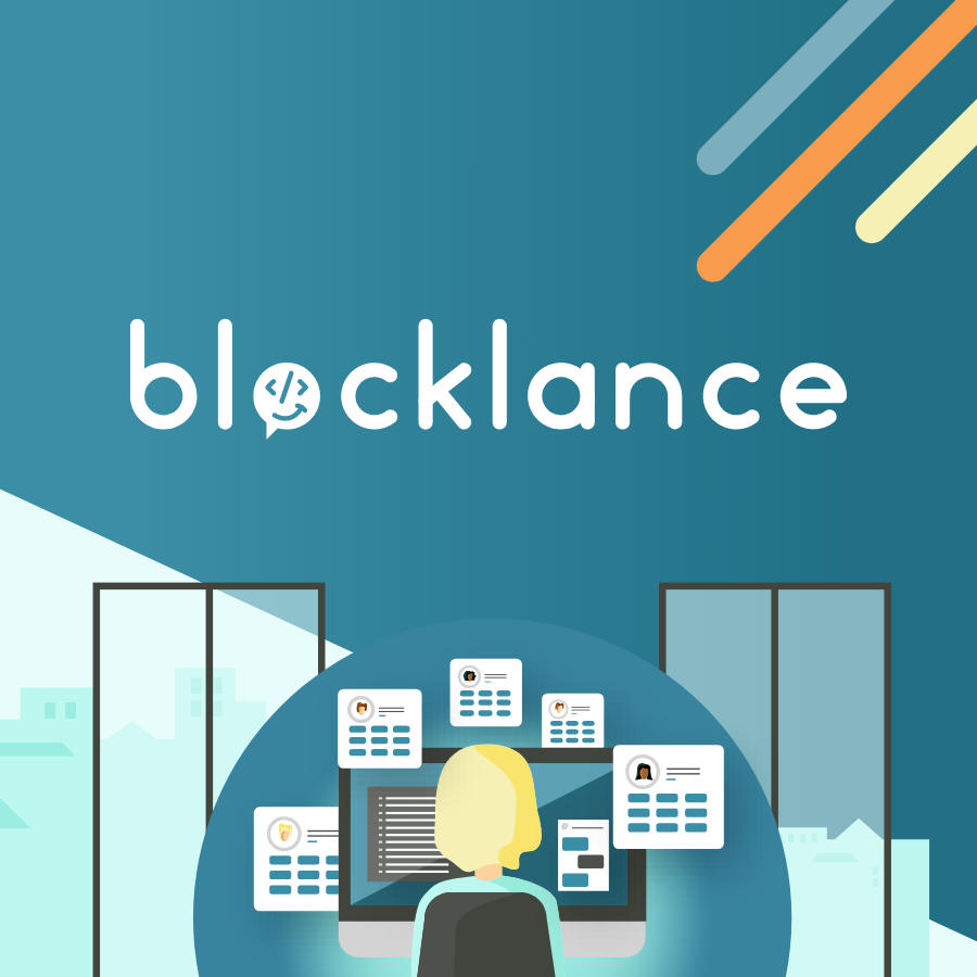 Blocklance's project, by Bridgers Agency