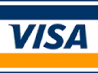 Visa credit card logo