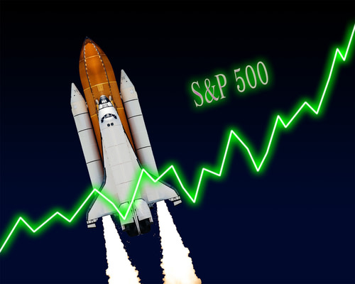 S&P 500 Increasing