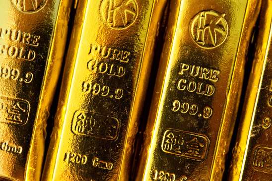 pure Gold: Is It Really Likely to Hit $5,000 an Ounce?gold bars