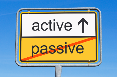 Passive vs. Active Image