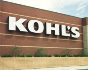 Kohl's Company store front
