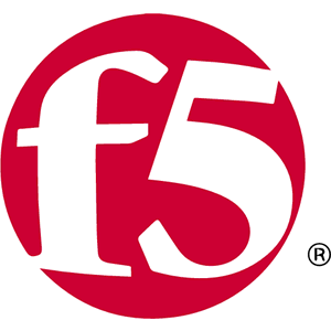 F5 Networks logo in red