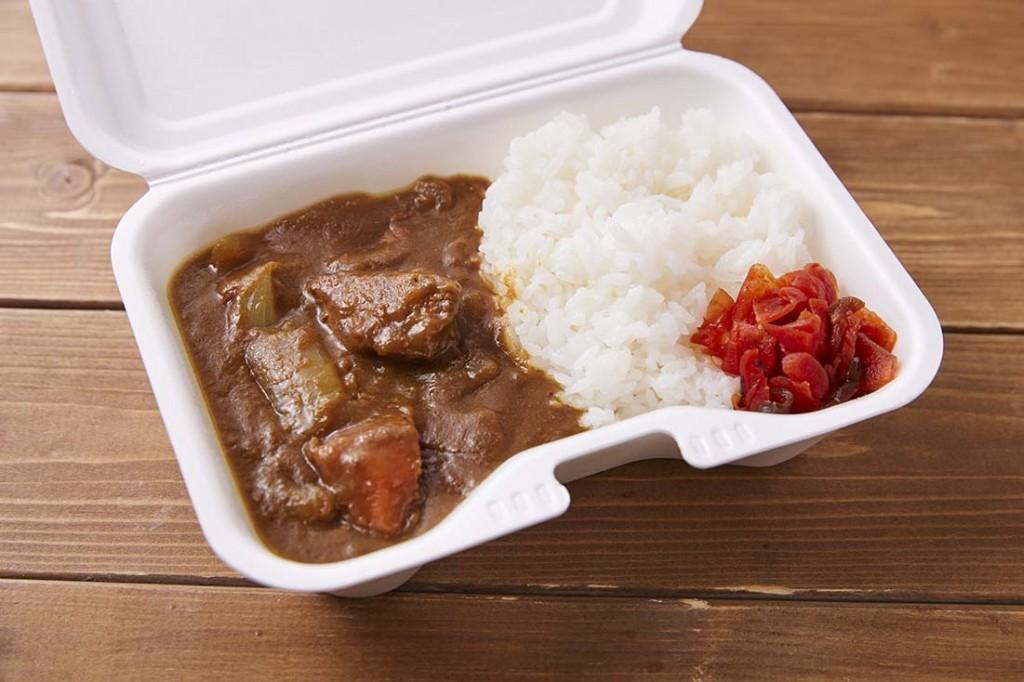 Foodshop - Food - 青星寮カレー レギュラー 850円(税込)