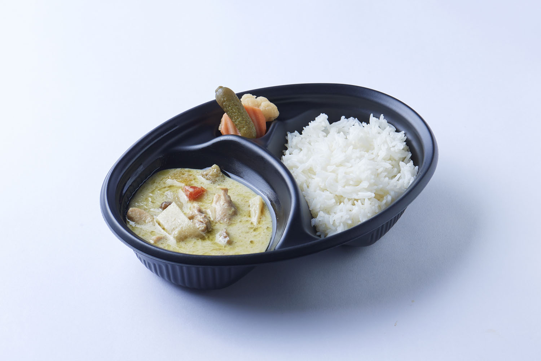 Foods & Shop - 青星寮グリーンカレー 1100円(税込)
