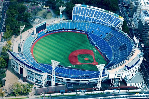 Pick Up - 横浜スタジアムの増築・改修工事