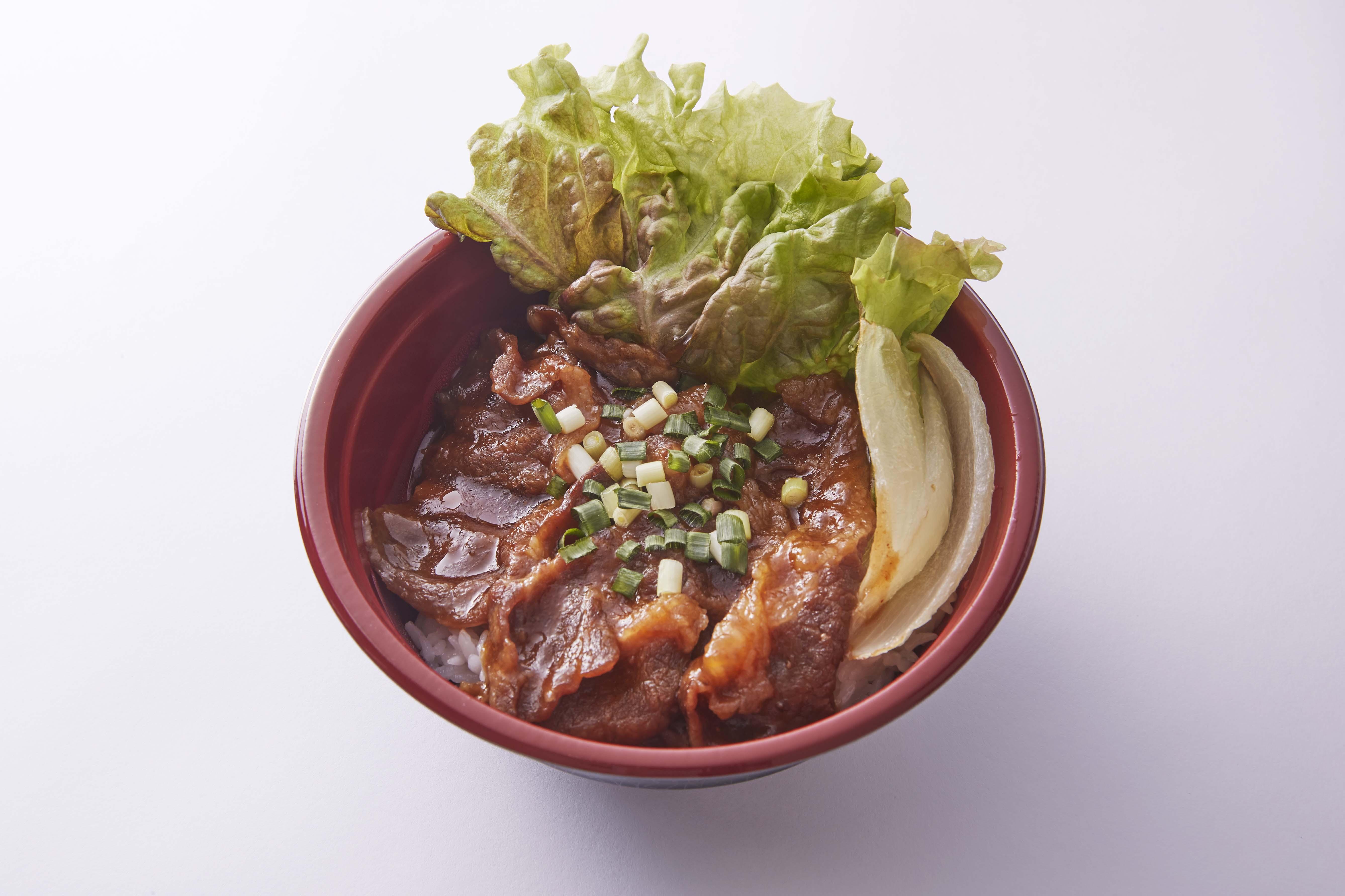 Foods & Shop - Item - 牛カルビ丼
