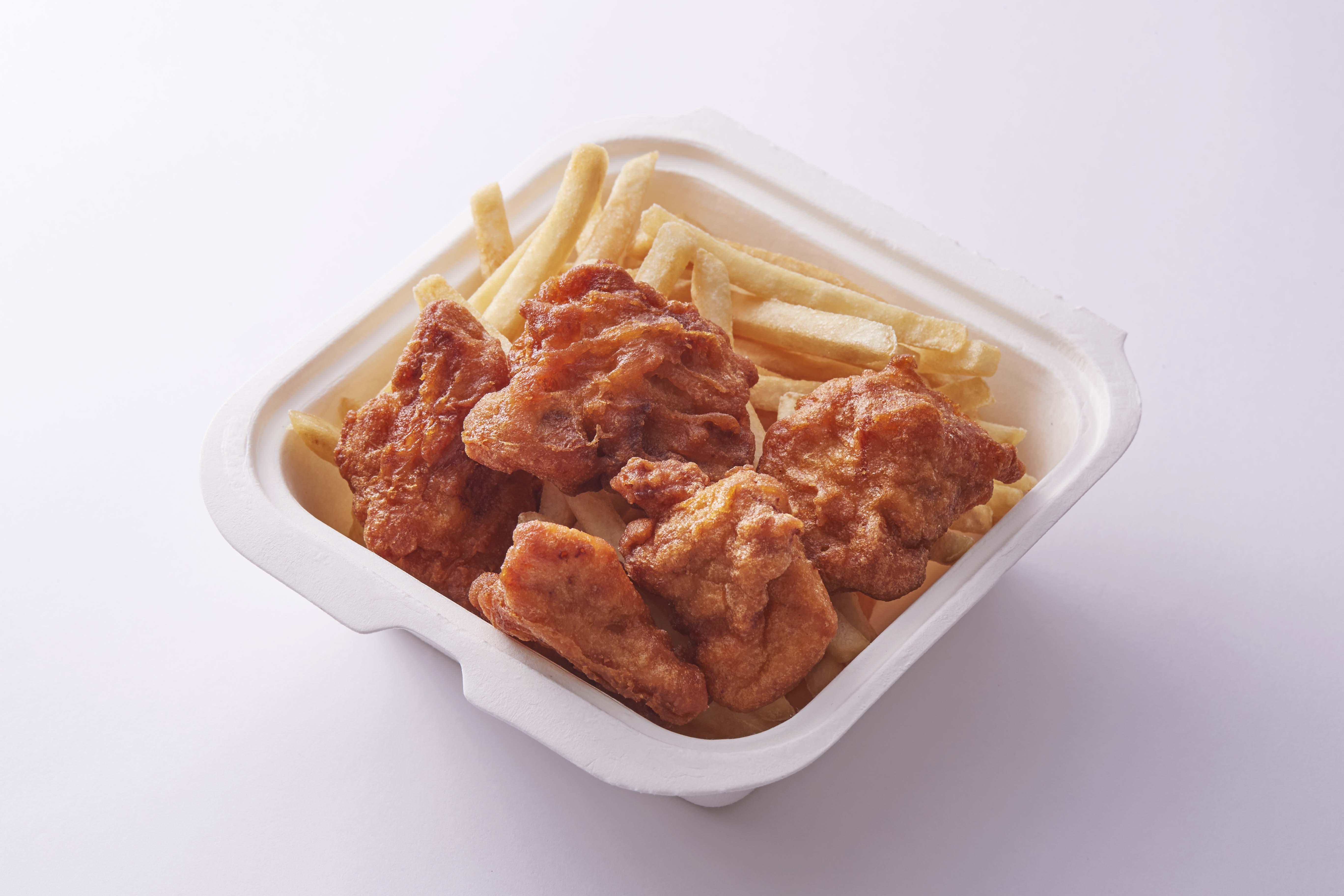 Foods & Shop - Item - フライドポテト&唐揚げセット