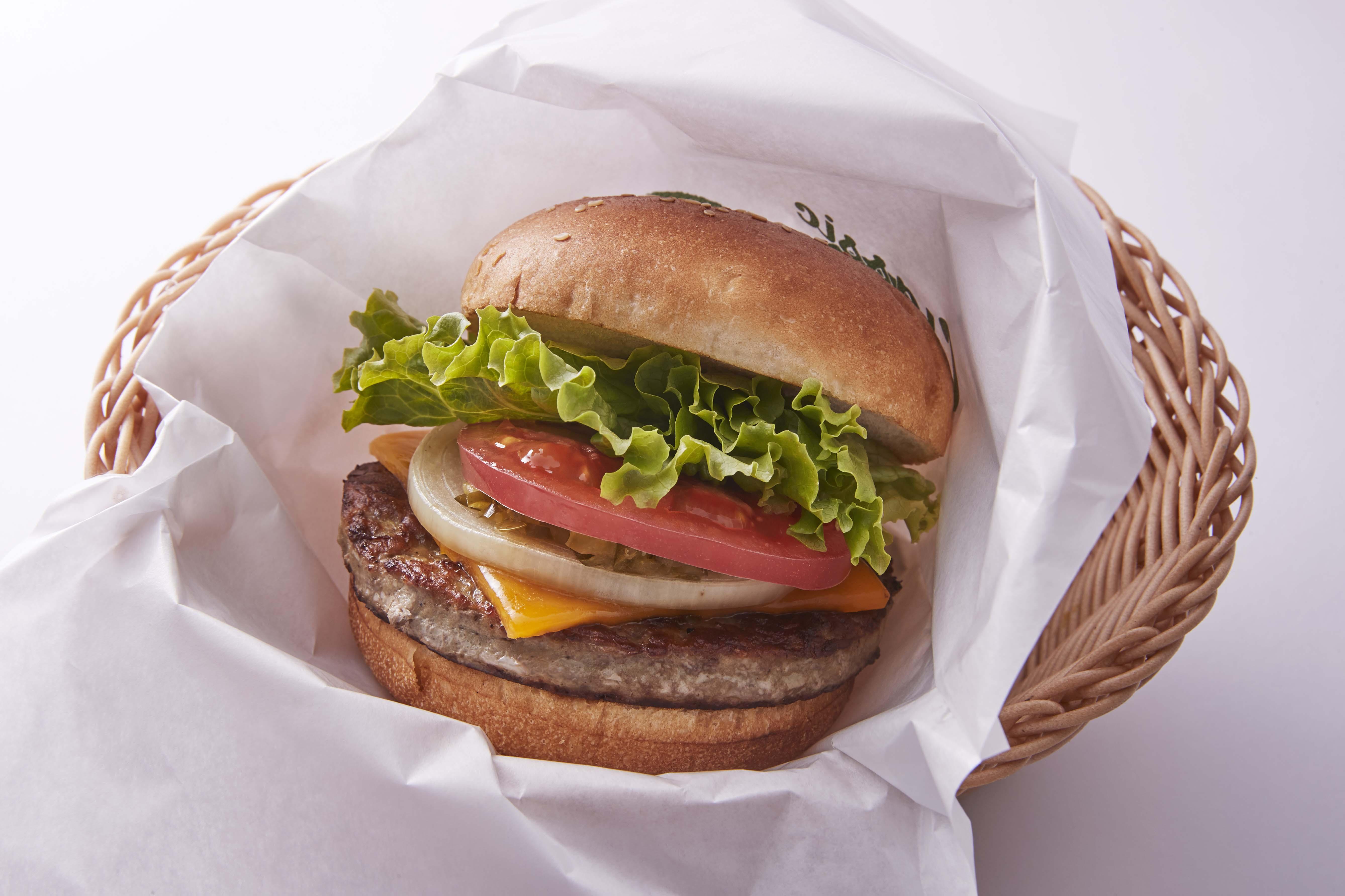 Foods & Shop - Item - クラシックチーズバーガー
