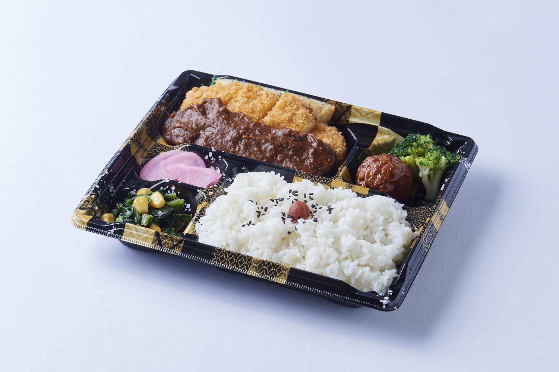 Foods & Shop - 味噌カツ弁当