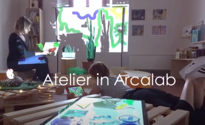 cover atelier in arcalab